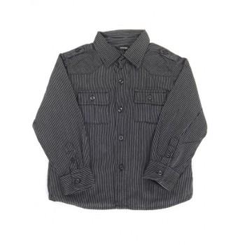 Fekete-fehér csíkos ing