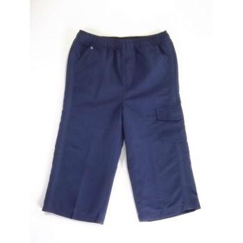 Kék oldalzsebes nadrág