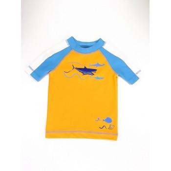 Narancs cápás szörf-felső