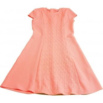 Neonnarancs alkalmi ruha (152)