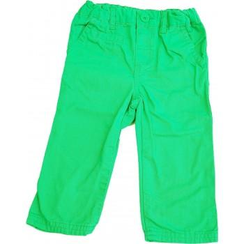 Zöld vászon nadrág (74)