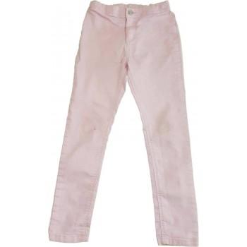 Rózsaszín F&F nadrág (134)