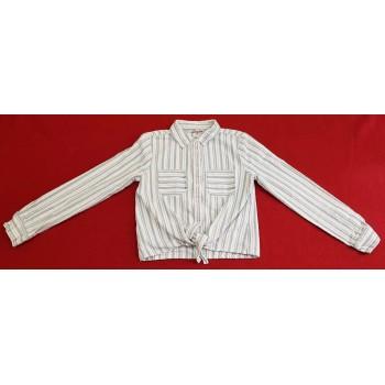 Kék-fehér csíkos ing (134)