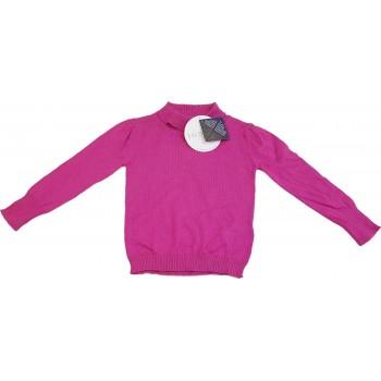 Új, lila M&S pulóver (98)