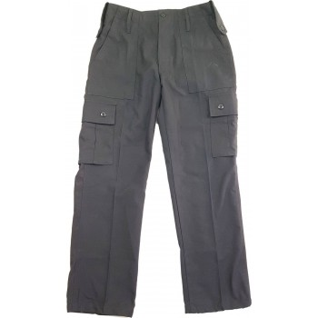 Új, fekete cargo nadrág (152)