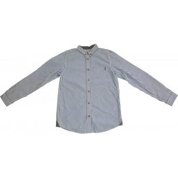Kék csíkos ing (146)