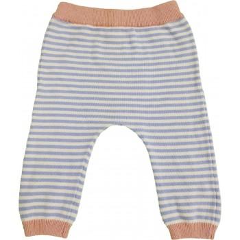 Kék csíkos nadrág (62-68)