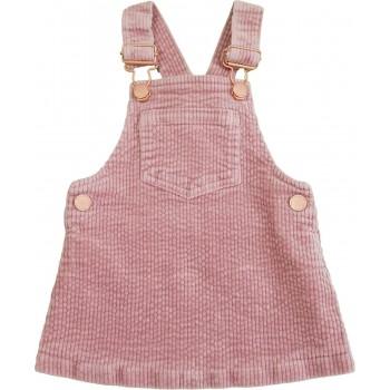 Rózsaszín kantáros kord szoknya (74)