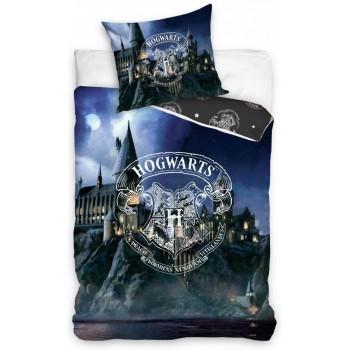 Harry Potter -kastély Ifjúsági ágyneműhuzat 140×200cm, 70×90 cm