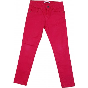 Piros skinny nadrág (122)