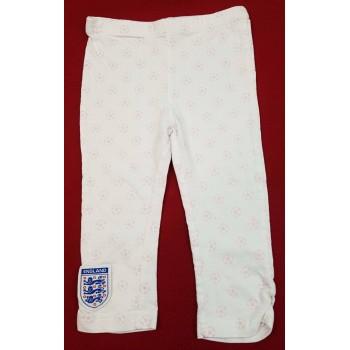 Angol válogatott labdás fehér nadrág (86)