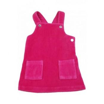 Pink plüss kantáros szoknya (74)