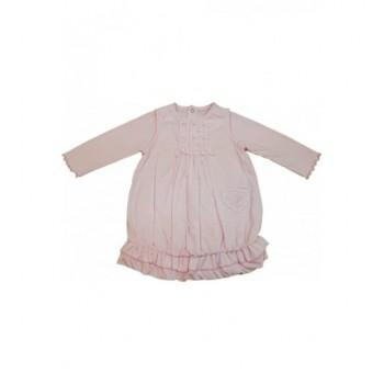 Szívecskés rózsaszín ruha (68)