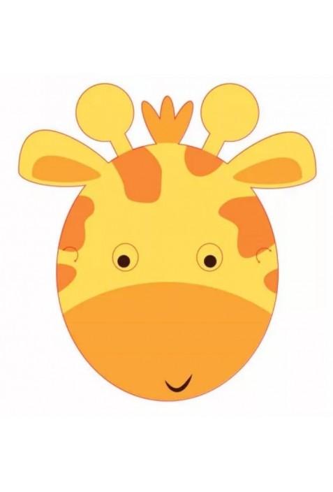 Zsiráf álarc