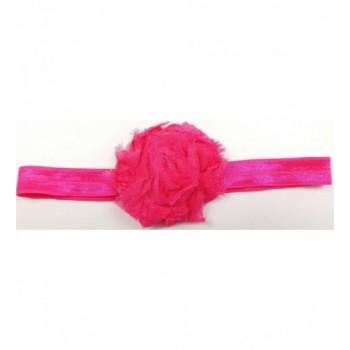 Pink baba fejpánt