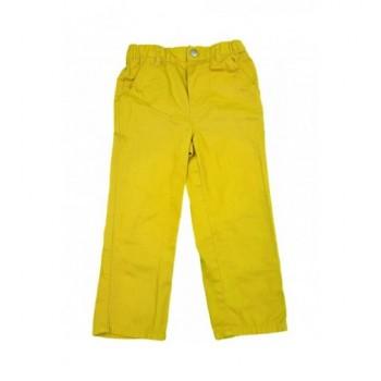 Sárga vászon nadrág (98)