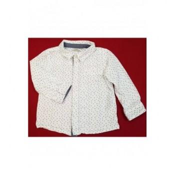 Háromszöges fehér ing (74)
