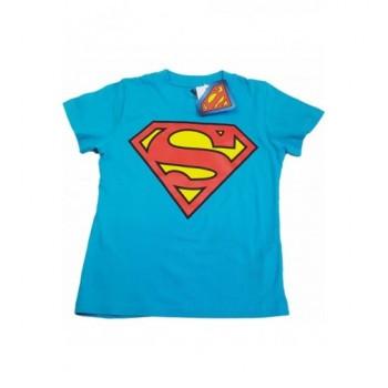 Superman kék felső (128)