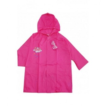 Pink Barbie esőkabát (122-128)