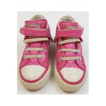 Pink-fehér cipő (21-22)