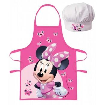 Minnie egeres Gyerek kötény 2 darabos szett (98-128)