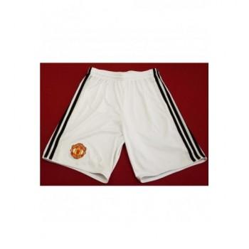 Manchester United fehér short (164)