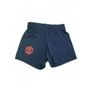 Manchester United sötétkék short (86)