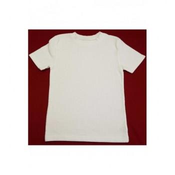 Csíkozott fehér felső (140-146)