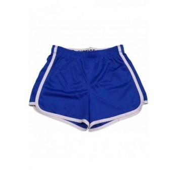 Sportos kék rövidnadrág (128)