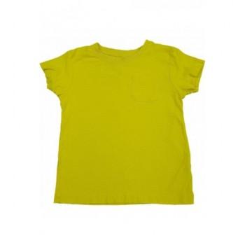 Zsebes citromsárga felső (110)