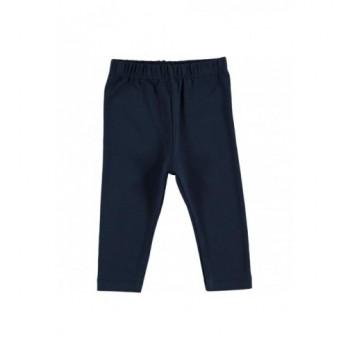 Sötétkék leggings (74-80)