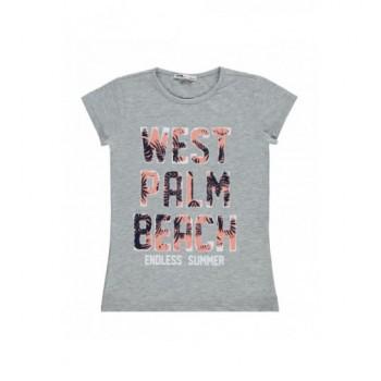 Szürke Palm Beah felső (146-152)