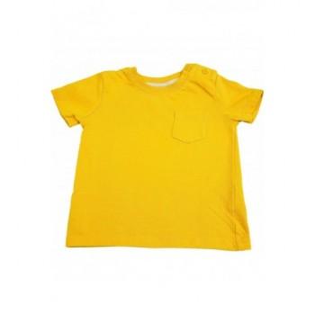Zsebes sárga felső (80)