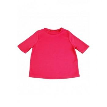Alkalmi pink felső (36)