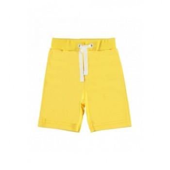 Mustársárga rövidnadrág (80-86)