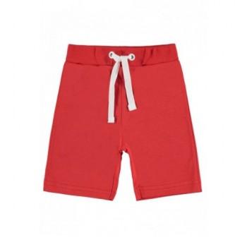 Piros rövidnadrág (68-74)
