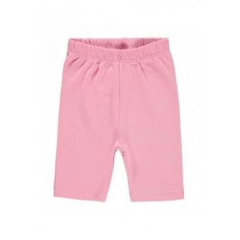Rózsaszín rövid leggings (86-92)