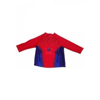 Pókemberes piros úszóruha felső (92)