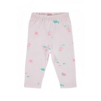 Flamingós rózsaszín leggings (80)