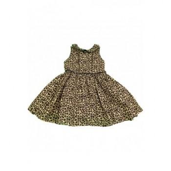 Leopárdmintás ruhácska (104)