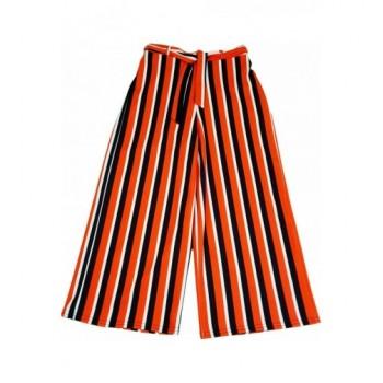 Narancssárga csíkos nadrág (152-158)
