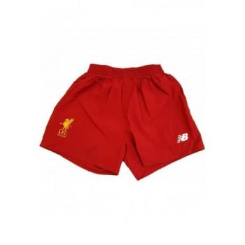 Bordó Liverpool FC short (116-122)