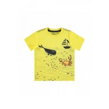 Bálnás sárga felső (98-104)