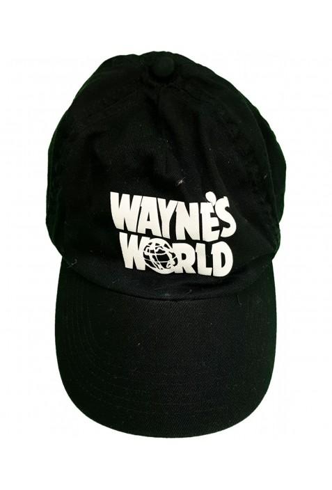 Wayne világa fekete baseball sapka (128-146)