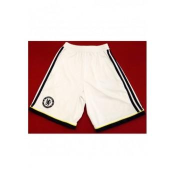 Fehér Chelsea rövidnadrág (152)