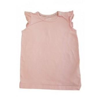 Fodros rózsaszín felső (86-92)