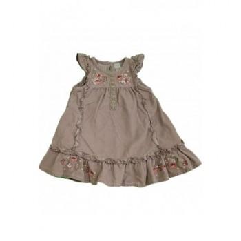 Hímzett mályva ruha (74)