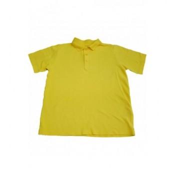 Galléros sárga felső (140)