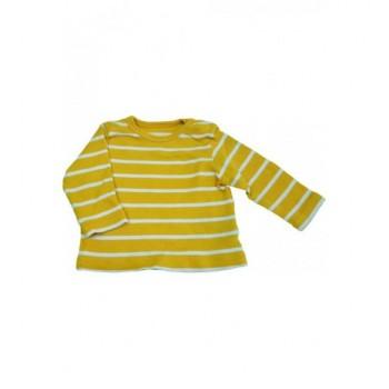 Csíkos sárga felső (62)