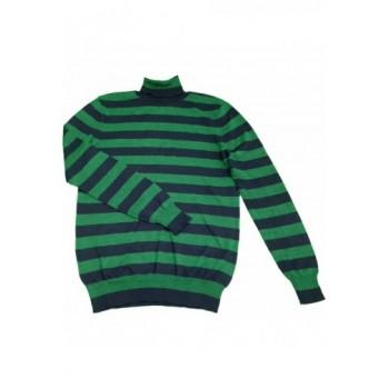 Sötétzöld csíkos garbó (164-170)